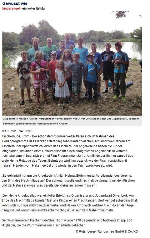 Quelle: Rotenburger Runschau