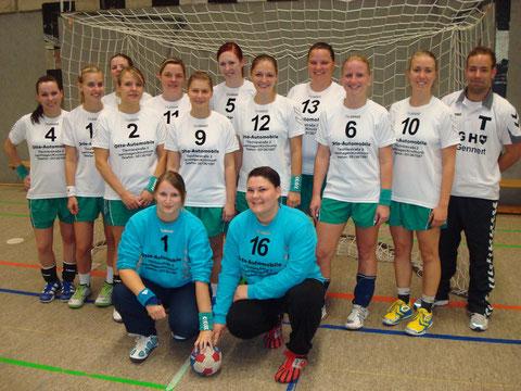 2. Damen Saison 2011/2012