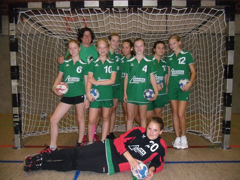 Weibliche C-Jugend Saison 2011/2012