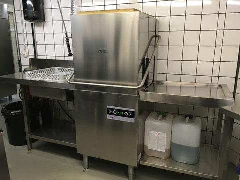 Colged Durchschub oder Hauben- Geschirrspülautomat Top Tech Isy Tech 28 - 39
