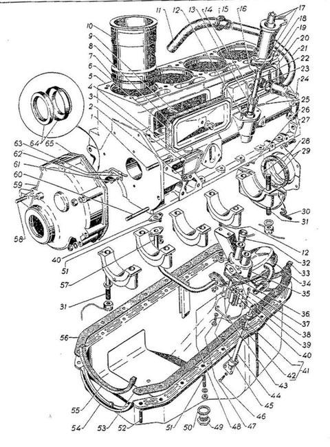 Charmant Teile Des Automotors Zeitgenössisch - Die Besten ...