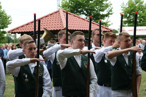 Jungschützen 2013