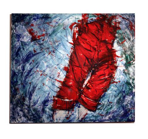 Tobi die rote Hose Sturm im Wasserglas