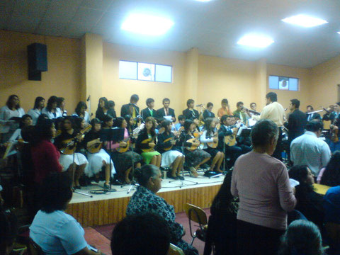 Conferencias de Pastores. Febrero de  2008