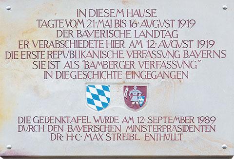 Bildnachweis: © Pressestelle Stadt Bamberg