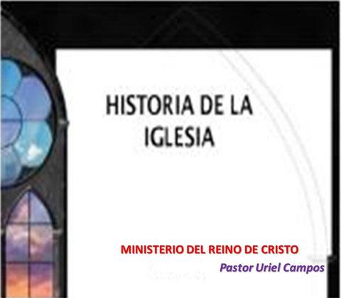 MINISTERIO DEL REINO DE CRISTO