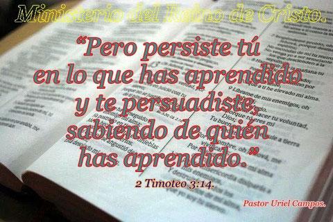 Pastor Uriel Campos
