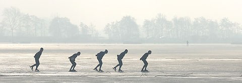 Bungalowpak 't Garijp (Schaatsen in Friesland)