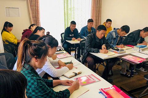 TAISEI協同組合での講習