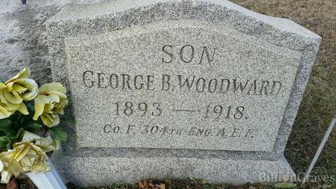 Tombe de George - George's grave - BillionGraves.com
