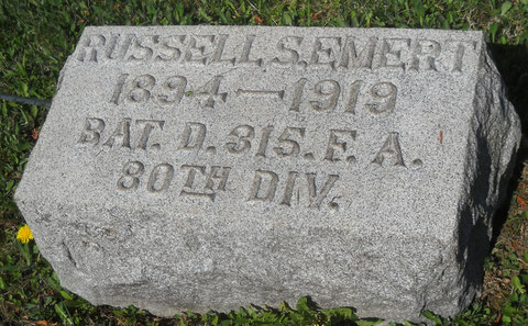 Tombe de Russell - Russell's grave - FindaGrave.com