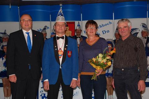 Landesehrennadel für Norbert Blatz 17.11.2018