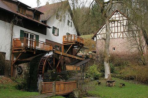 Heidersbacher Mühle