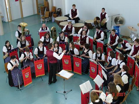 2007: Konzertwertungsspiele in Windach