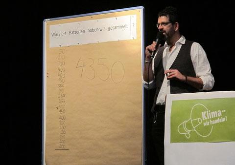 Unser Klimaschutzbeauftragter Stefan Behr