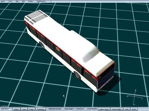 autobus urbano de surbus