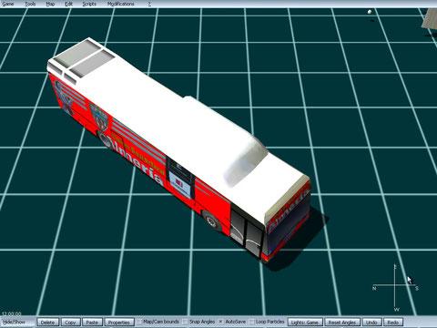 autobus de la UDAlmeria