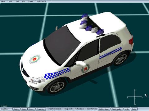 suzuki sx4 policia local dalias