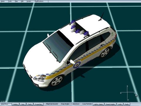 renault koleos policia local berja