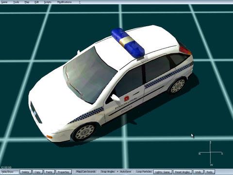 ford focus policia local dalias