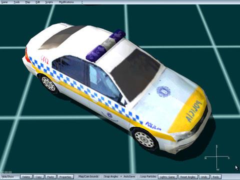 ford mondeo policia local mojacar