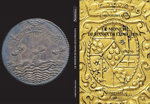 Quarta e prima di copertina del volume di L. Bellesia.