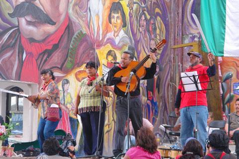 Martha, Trini, Cayo Vicente y Lino, FPDT Atenco