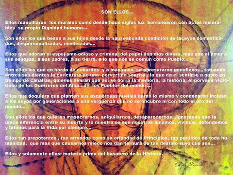 Cayo Vicente: SON ELLOS...