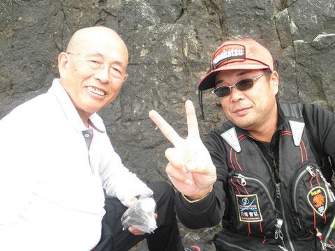 月田さん(父)とK謎人さん