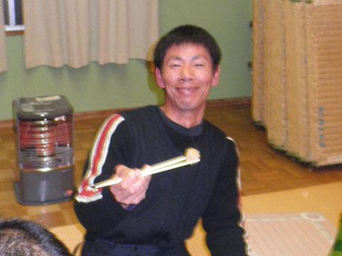 新メンバーの坂井さん。忍ちゃんと仲良しです^^