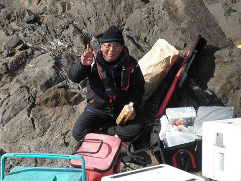 山ちゃんの同僚の永山さんです