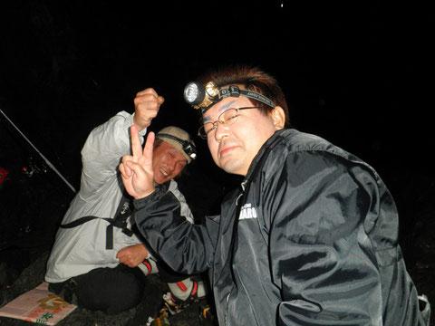 月田さんの息子さんはあっしより1つ先輩です。水に落ちたケータイ大丈夫でしたか?