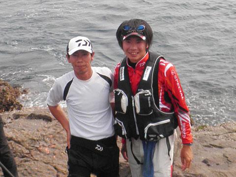 新メンバーの坂井さんと田中さんの2ショット