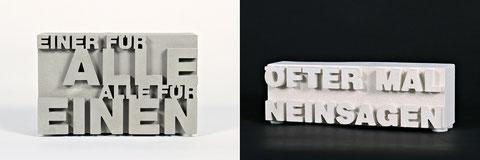 Produktfotografie- Kunstobjekte von INVOCEM - Fotostudio Hallbergmoos Iris Besemer, www.pictureandmore.com
