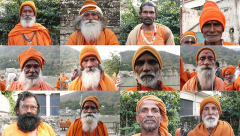 The Baba series, Rishikesh 2010