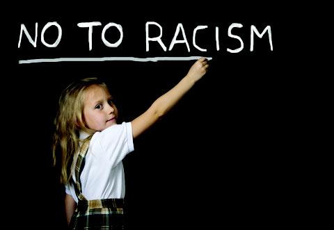 no au racisme