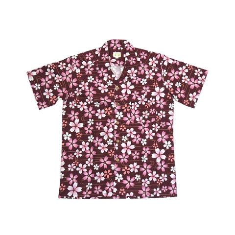 浅草中屋・アロハシャツ「舞桜」