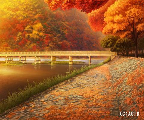 風景イラスト風景画の豆知識 ゲーム背景イラスト制作の依頼なら安田画房
