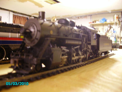 Bachmann 2-8-0 Consolidation