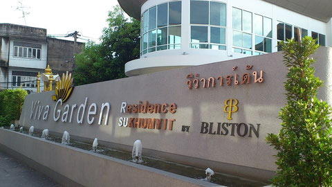 Viva Garden Serviced Residence by Bliston