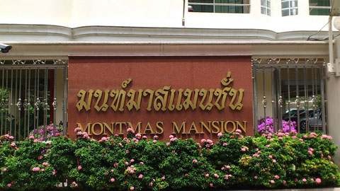 Montmas Mansion