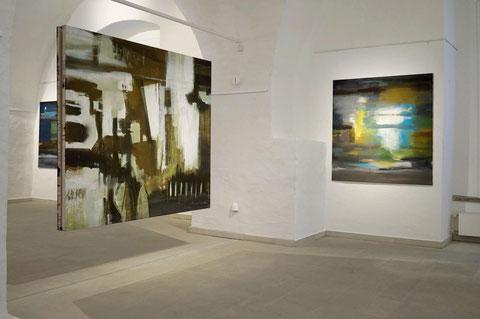 2018 Kunstverein Celle Ausstellungansicht, Wastelad, Suzhou