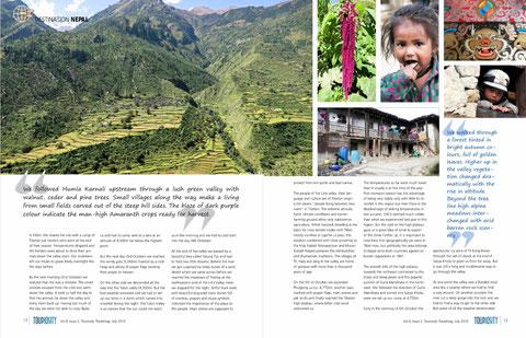Takphu Himal Til Kang Nalakankar Expedition 2018