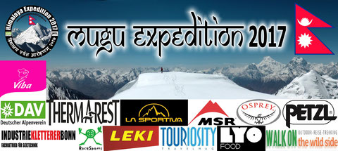 Mugu Himalaya Expedition 2017