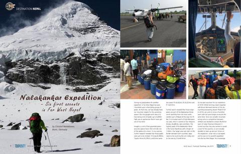Til kang Takphu Himal Nalakankar Far West Nepal Humla Simikot