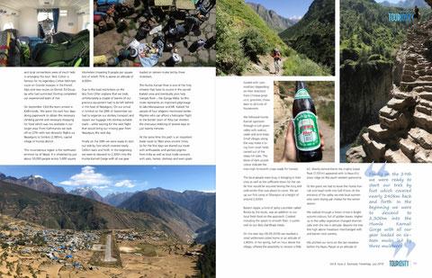 Takphu Himal Til Kang Nalakankar Far West Nepal Humla Simikot