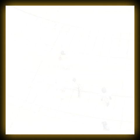 """Antonio D. Resurrección. """"Bandera Bianca #2"""". 50 x 50 cm. 2012"""