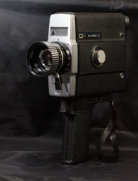 Meine erste Filmcamera  Lomo Aurora 215
