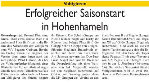 Neustädter Zeitung, 08.05.2015