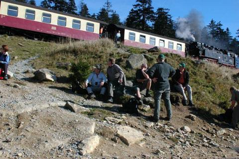 Die Harzer Schmalspurbahn......ein Kleinod des Harzes.